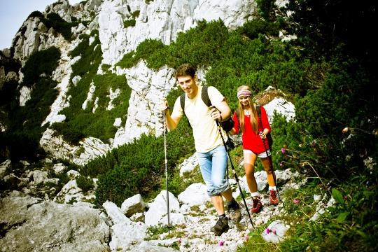 Bergwandern ab 8 Jahre