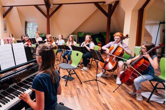 In Wernigerode spielt die Musik!