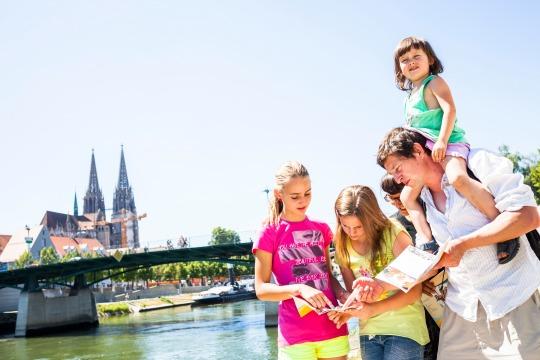 Mittelalter in Regensburg